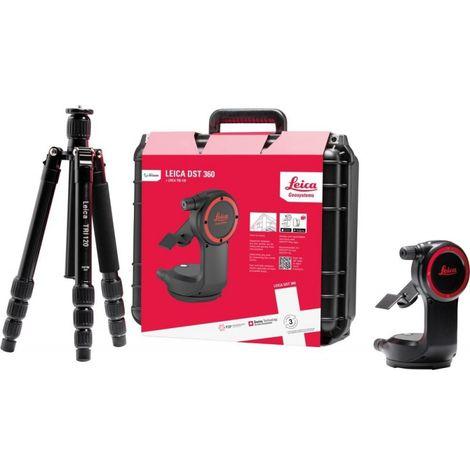 Leica Geosystems Adaptateur DST 360 point mesures en combinaison avec le Leica Disto X3 ou x4