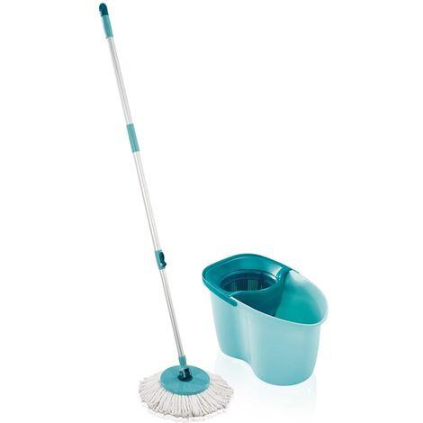 Leifheit Disc Mop Set Clean Twist Active Green 56793