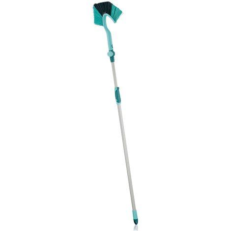 Leifheit Dusting Brush/Cobweb Broom Dusty 2.3 m 41510 - Green