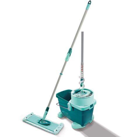 Leifheit Floor Mop Set Clean Twist M Green 52050