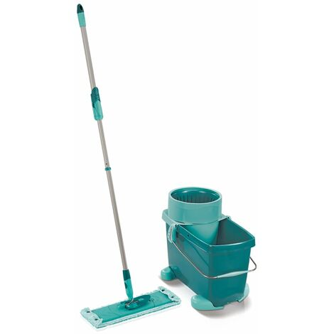 Leifheit Floor Mop Set Clean Twist XL Green 52049