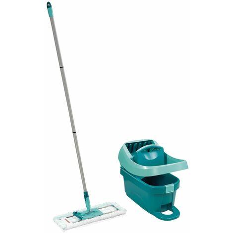 Leifheit Floor Mop Set Profi XL Green with Cart 55096