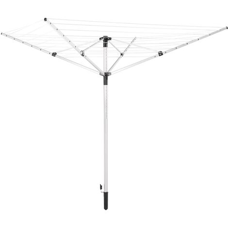 Leifheit Sèche-linge rotatif LinoPush 400 85355