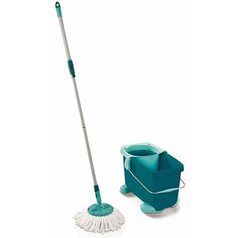 Leifheit Set de Fregona Clean Twist verde 52052
