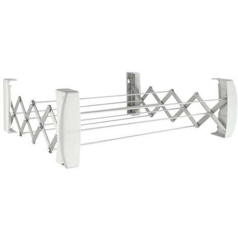 """main image of """"Leifheit Teleclip 74 Extendable Wall Mounted Airer Dryer"""""""