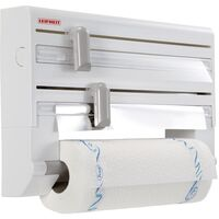 Leifheit Wall-mounted Roll Holder Parat White 25703
