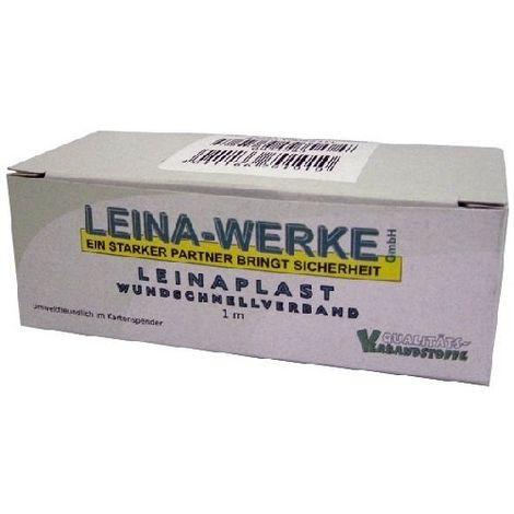 LEINA-WERKE - LEINAPLAST PANSEMENT 1 M X 6 CM, ELASTIQUE, COULEUR DE PEAU REF 70051
