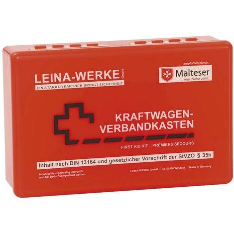 Leina Werke Trousse de premiers secours rouge