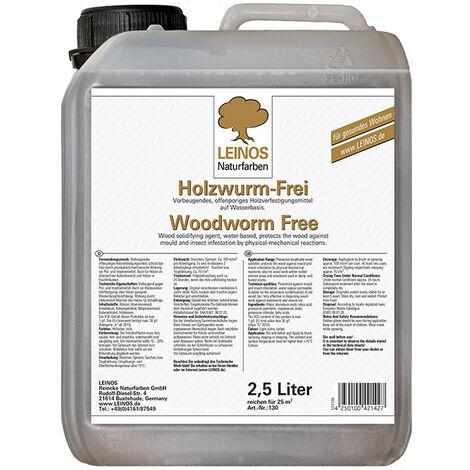 Leinos 130 Holzwurm-Frei 2,5 l