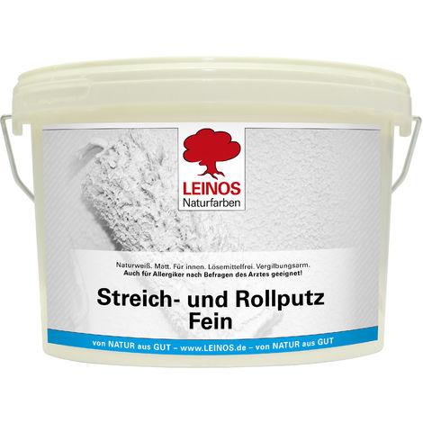 Leinos 685 Streich- und Rollputz Fein 2,50 l