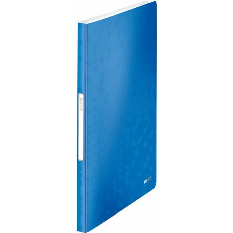 Leitz Display Book WOW A4 PP 40 pockets blue