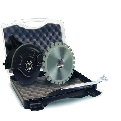 LEJA TOOLS 710115 - Juego SAFESAW STEEL Universal Set - Ø 115 mm