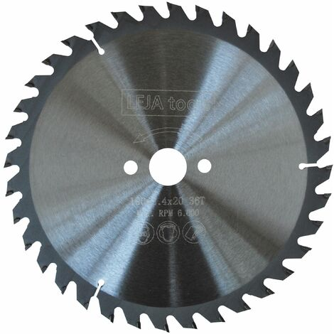 LEJA tools - Sierra circular HM Standard 2000