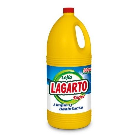 LEJIA DESINFECCION SUPER LAGARTO 236001 5 LT