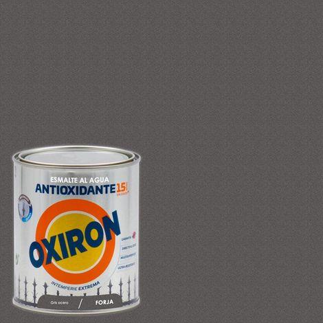L'émail antioxydant Titan Oxiron à l'eau Forge