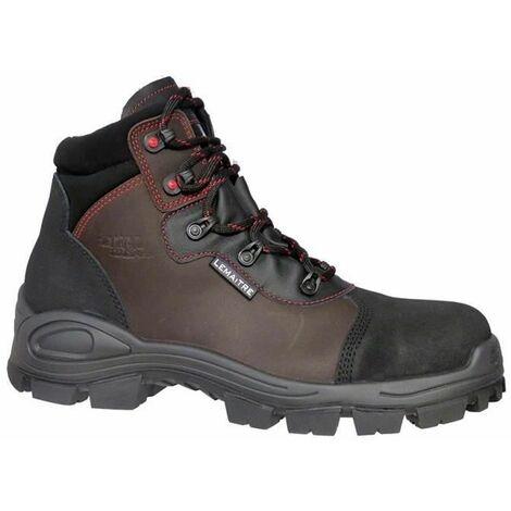 LEMAÎTRE TRAIL PU2D Chaussures de sécurité haute Pegaso BTP S3 CI SRC spécial TP/BTP