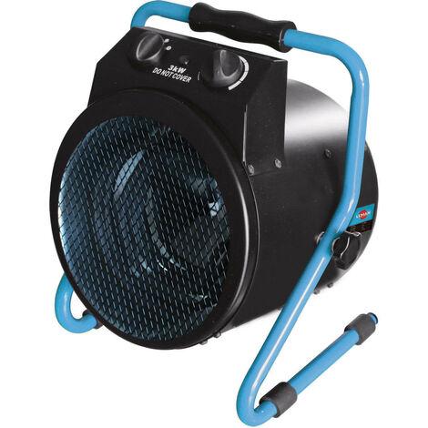 Leman - Calentador eléctrico soplante 3000W - LOCSE300