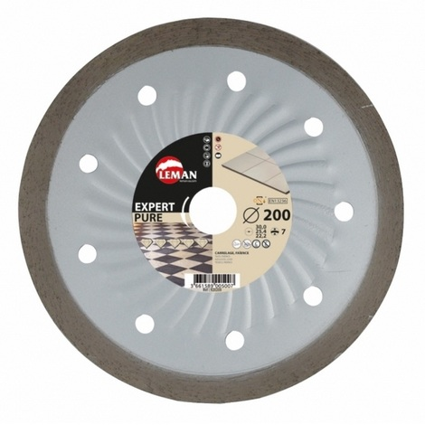2608602204 180 x 22,23 x 1,6 x 7 mm Bosch Professional Diamanttrennscheibe Standard f/ür Ceramic 1-er Pack