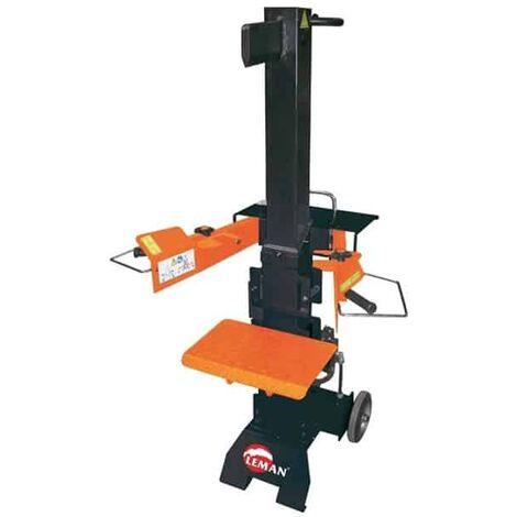 LEMAN Fendeuse verticale 3000W 8 T - LOFEV082