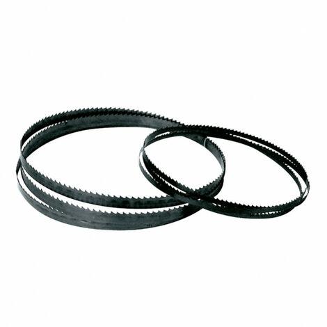Leman - Hoja de sierra de cinta de acero C75 2240x15x0,5 mm DC6