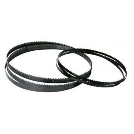 Leman - Hoja de sierra de cinta de acero C75 DC6 2490x15x0,5 - LEM18