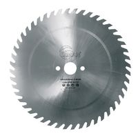 Leman - Lame de scie circulaire en acier D.550 x 30 x ép.2,5 mm 56 dents crochets