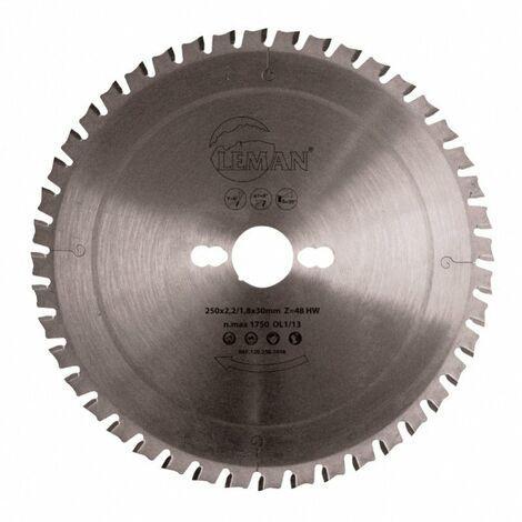 LEMAN Lame de scie circulaire Métaux - 120