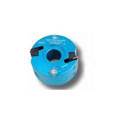 Leman - Porte-outils à profiler / feuillurer diam. 100mm al. 30 Ht. 50mm Z2+V2 - 093.50.30 - TNT