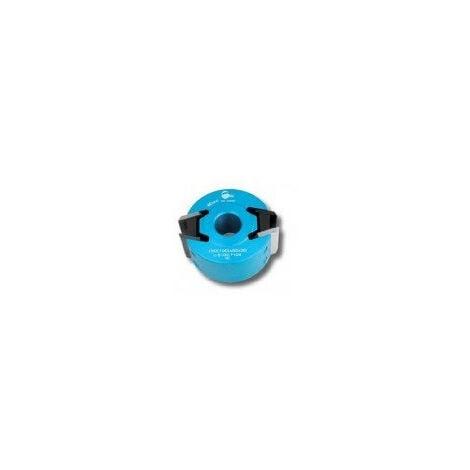 Leman : Porte outils à profiler Sécurité 120 x 50 toupie arbre 50 mm