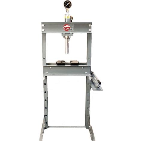 Leman presse hydraulique d'atelier 20t - prh020