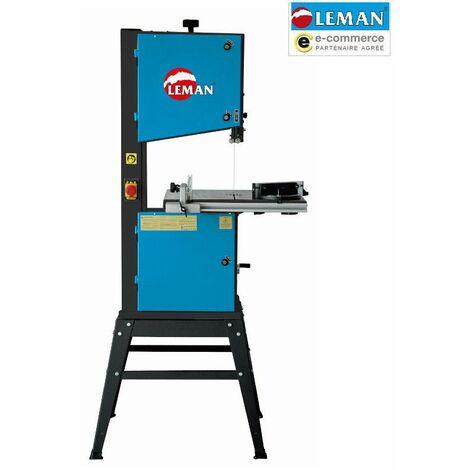 Leman - Scie à ruban L:2490mm 900W + piètement - SRU355