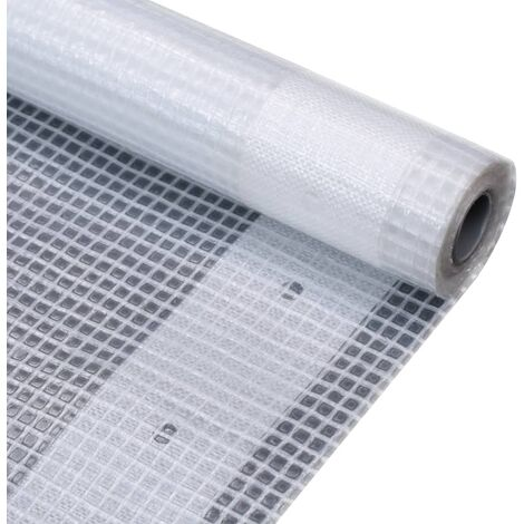 Leno Tarpaulin 260 g/m² 3x3 m White