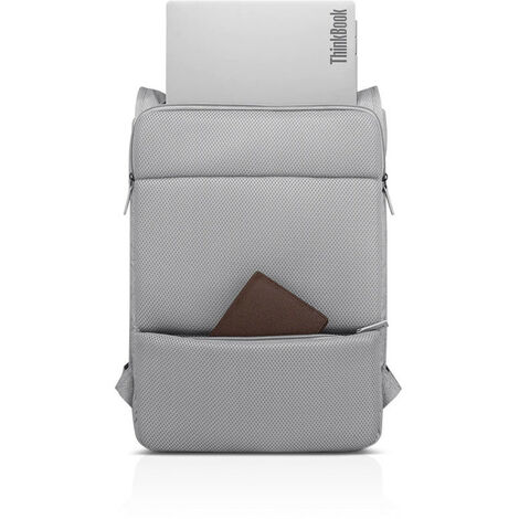 Lenovo Urban Backpack - Sac à dos - 39,6 cm (15.6) - Sangle épaule - 600 g - Gris (4X40V26080)