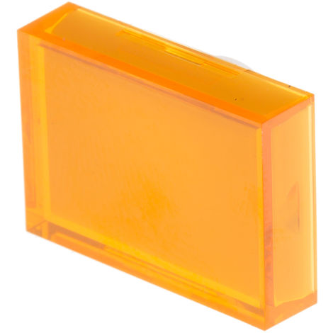 Lentille Orange de forme Rectangulaire pour Série ADA16