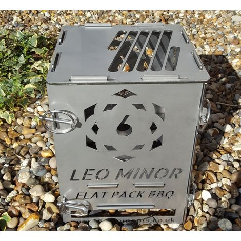 Leo Minor Firebox BBQ
