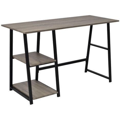 Lepe Computer Desk by Ebern Designs - Grey