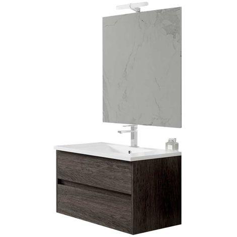 LERMA Conjunto mueble de baño muratti 80 cm