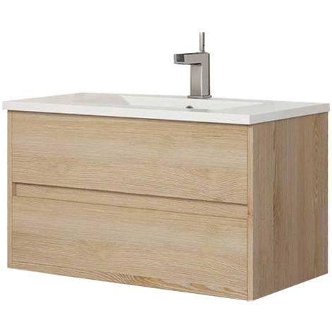 LERMA Mueble de baño ida02 80 cm