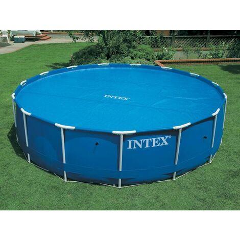 Les BÂCHES À BULLES INTEX - Intex - Plusieurs modèles disponibles
