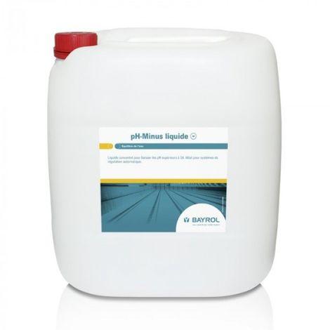 Ph Minus Professional - 20 L de Bayrol - Produits chimiques