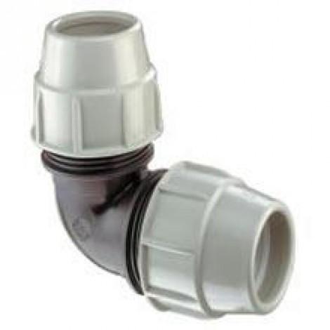 Les COUDES 90° PE COMPRESSION PLASSON - Plasson - Plusieurs modèles disponibles