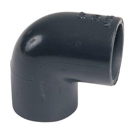 Les COUDES 90° PVC PRESSION À COLLER FF CODITAL - Codital - Plusieurs modèles disponibles