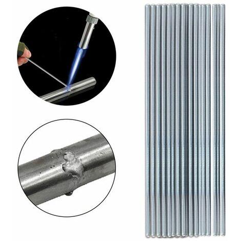 Les électrodes en aluminium à basse température ne nécessitent pas de poudre de soudure pour la soudure