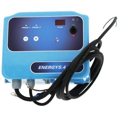 Les électrolyseurs ENERGYS SEL PACIFIC - Astralpool - Plusieurs modèles disponibles