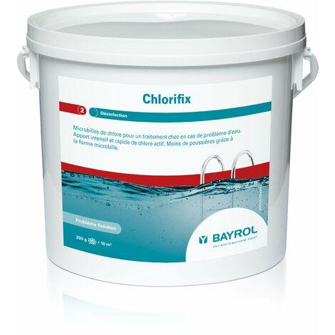 Les granulés CHLORIFIX - Bayrol - Plusieurs modèles disponibles