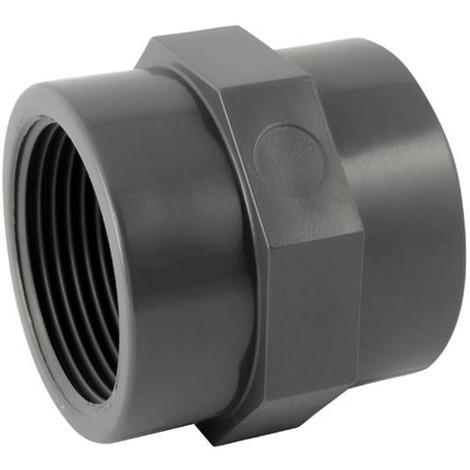 Les MANCHONS PVC PRESSION À VISSER FF CODITAL - Codital - Plusieurs modèles disponibles