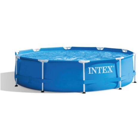 Les PISCINES METAL FRAME INTEX - Intex - Plusieurs modèles disponibles