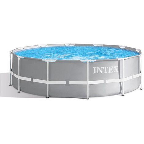 Les PISCINES PRISM FRAME INTEX - Intex - Plusieurs modèles disponibles