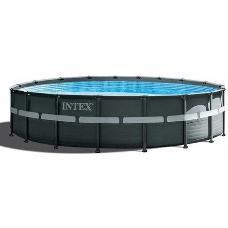 Les PISCINES ULTRA FRAME XTR INTEX - Intex - Plusieurs modèles disponibles