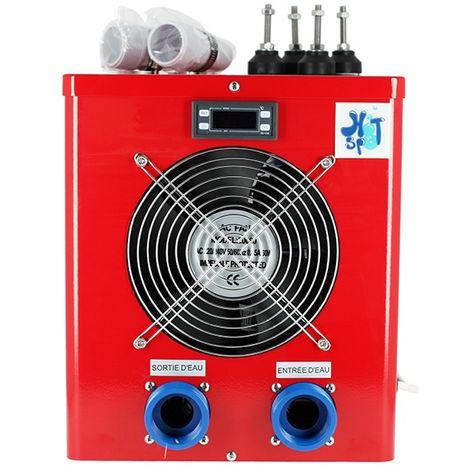 Les pompes à chaleur HOT SPOT - Générique - Plusieurs modèles disponibles